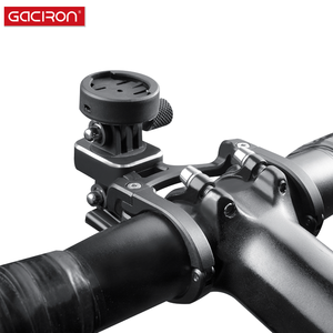 Многофункциональный алюминиевый велосипедный светильник GACIRON H09, держатель для велосипеда, держатель для камеры, регулируемый руль, велоси...