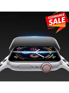 Screen-Protector Apple-Watch Series Full-Protective-Film 2-Hydrogel 40/44mm 2pcs