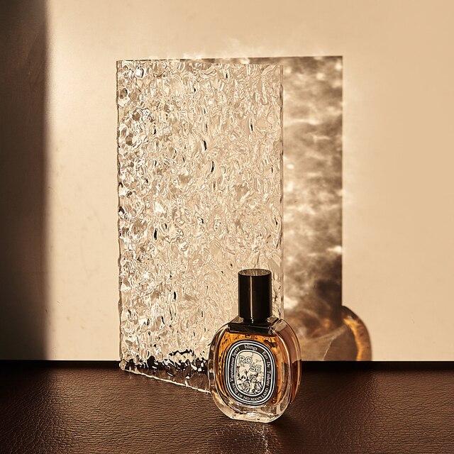 Plaque dombre à ondulation deau, accessoires de fond pour photographie acrylique, effet ondulé fin transparent, parfum, cosmétiques, accessoires de photographie