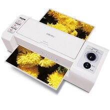 A4 Photo Laminating Machine Presses Office Documents Laminator Home Use 220V Automatic