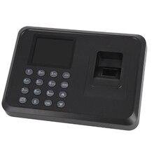 Биометрическая система контроля посещаемости, считыватель отпечатков пальцев, часы времени, контрольная машина для сотрудников, система контроля доступа, коммутирующая пробивная карточная машина E