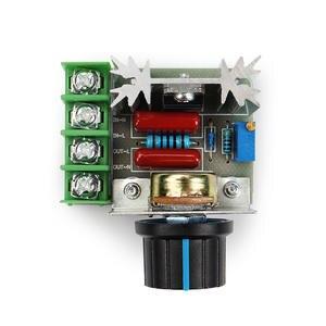 Dimmer-Switch Motor-Speed-Controller Led-Lamp-Strip-Light Voltage-Regulator 2000w Scr