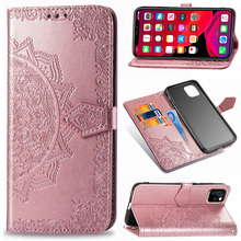PU Leather For iPhone 11 Flip Case Pro Card Slot Wallet Book Max 2019 Cases Cover Coque
