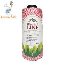50lb-500lb Лавсановые плетеные линии для Палёной линии змей Летающий рыболовный многофункциональный для наружного использования