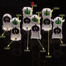 4 шт.; ; детское нижнее белье T4 T5 T8 G13 Флуоресцентный светильник фотолампы с AC100-250V 50/60Hz Пластик держатель подходит Светодиодная лампа на кронштейне