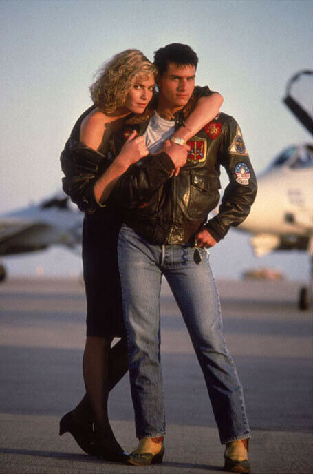 Hot Top Gun Classic Movie Vintage Actor Actress Silk Fabric Wall Poster Art Decor Sticker Bright image