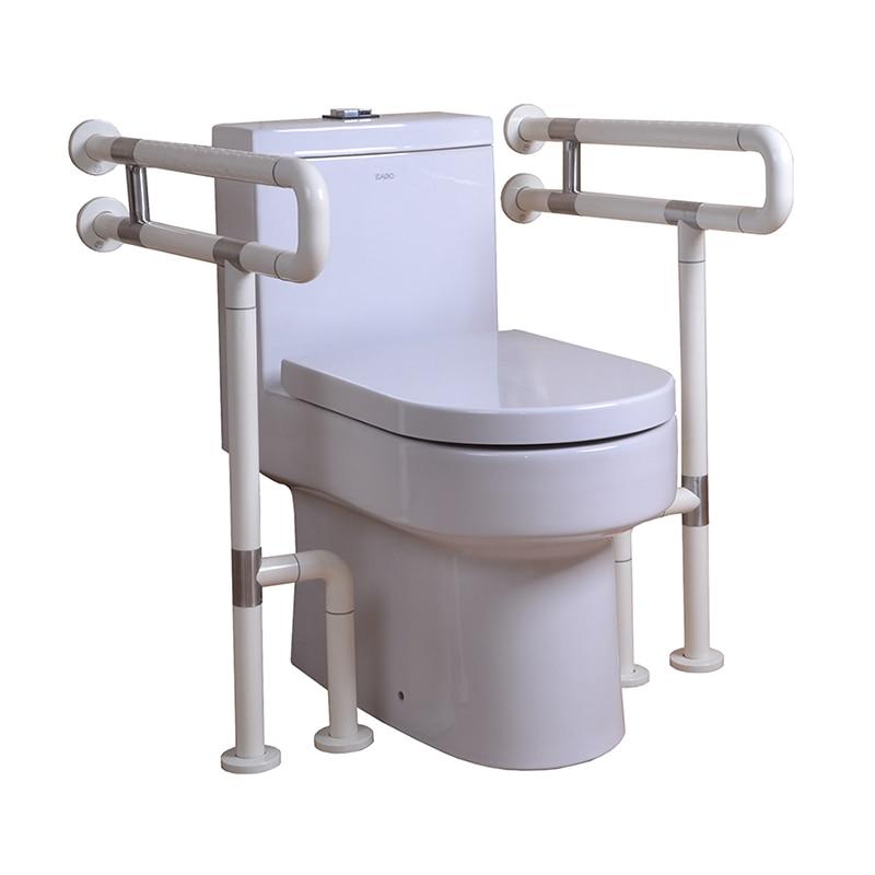 XIYANGZHUSHOU поручень для туалета нагрузка 200 кг нержавеющая сталь для пожилых людей, детей, инвалидов, вспомогательный инструмент, безопасные Нескользящие поручни для ванной комнаты - Цвет: 2
