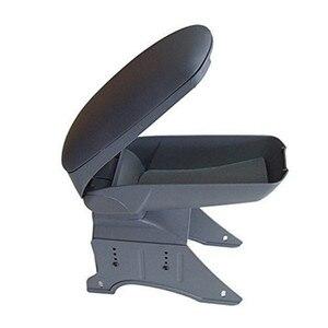 Image 4 - אוניברסלי משענת תיבת אחסון קונסולה עבור אוניברסלי ZAFIRA ניצוץ מפרש מרץ סאני FIT AVEO ריו מבטא