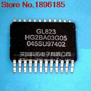 10 PCS GL823 SSOP-24 IC CHIP