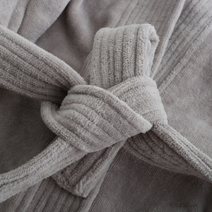 Image 5 - Star Hotel 100% Cotton Sweat Towel Bath Robes Men Plus Size Winter Kimono Warm Bathrobe Mens Terry Sleepwear Women Dressing Gown