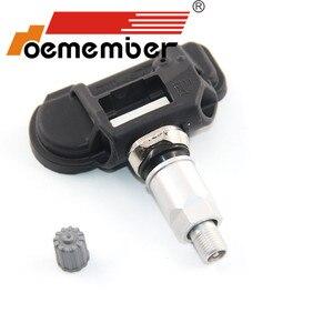 Image 3 - OEMEMBER A0009050030 Carro Sistema de Sensor de Pressão Dos Pneus TPMS Sensor Para MERCEDES BENZ C250 C300 C350 C63 433MHZ