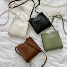 Leather women Bag 2019 New Fashion Shoulder Women Hand Crossbody Small