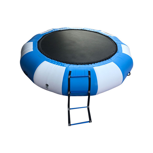 Inflatable Water Jumping Trampoline 5