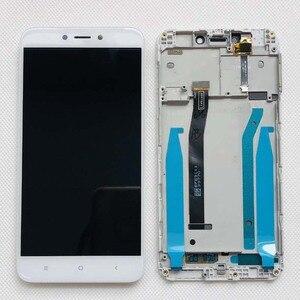 """Image 5 - Oryginalny Test 5.0 """"IPS LCD dla XIAOMI Redmi 4X wyświetlacz ekran dotykowy Digitizer z ramką dla Xiaomi Redmi 4X wyświetlacz LCD naprawa"""
