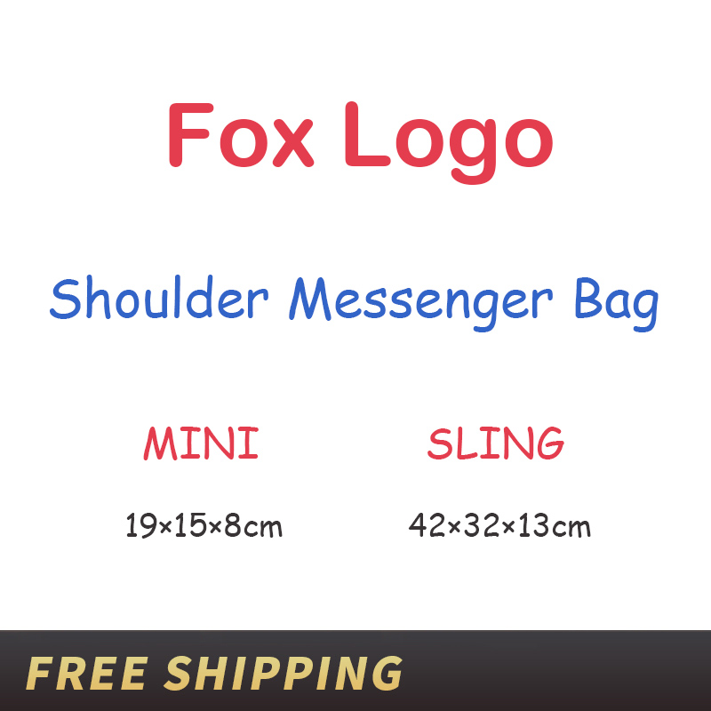Girls Like Outdoor Travel Mini Sling Bag Sweden Classic Arctic Fox Bags Couple Schoolbag Leisure Sports Bag Men Women Mochilas image