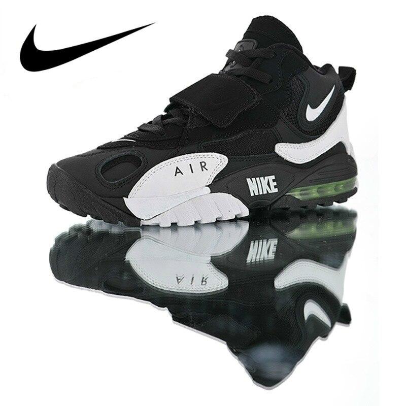 Original Authentic NIKE AIR MAX Speed Turf Mens Running Shoes Sneakers Non-slip Sport Outdoor Athletic Designer Jogging 525225