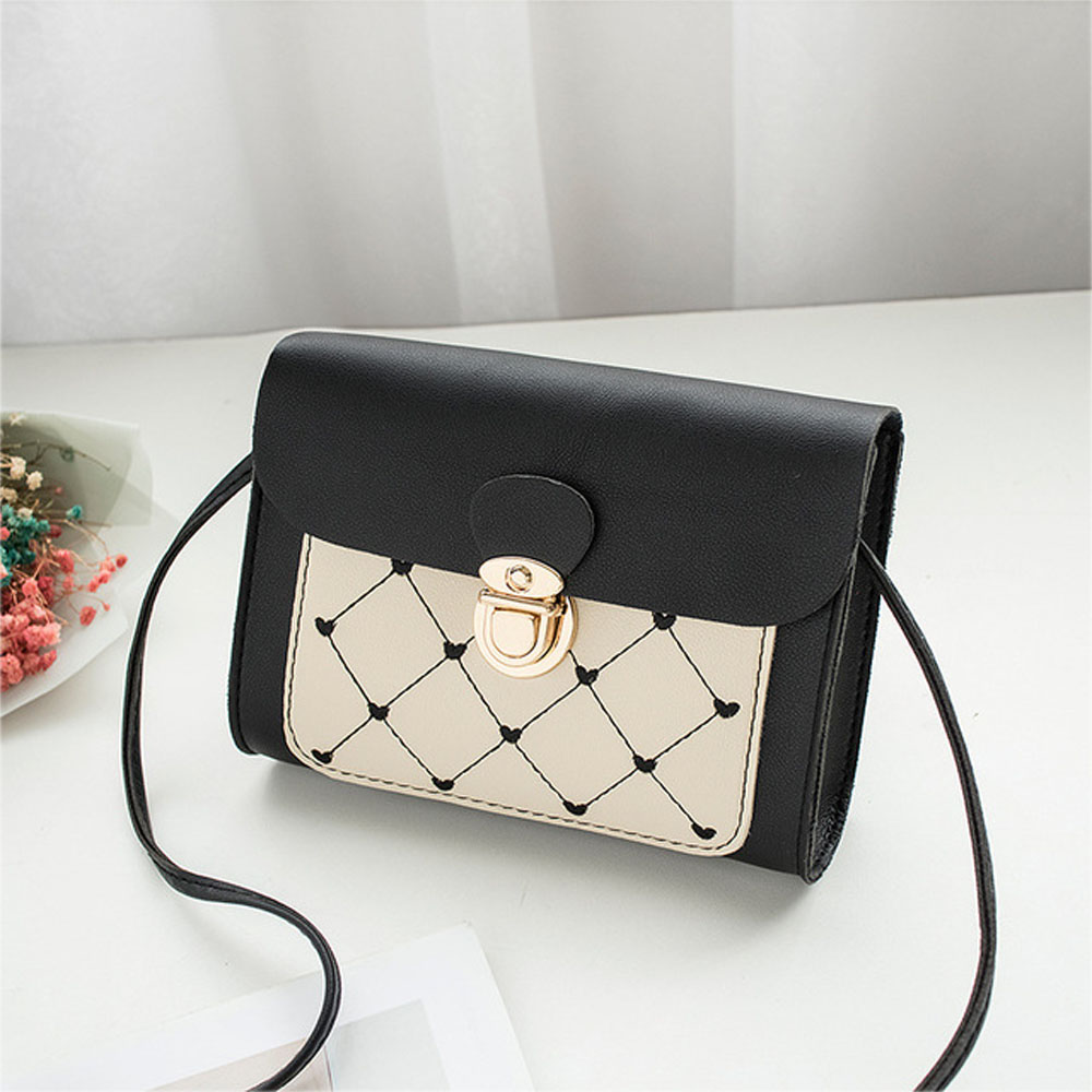 New Women Bags Purse Shoulder Bag Handbag Tote Messenger Small Satchel Crossbody Bag /BY