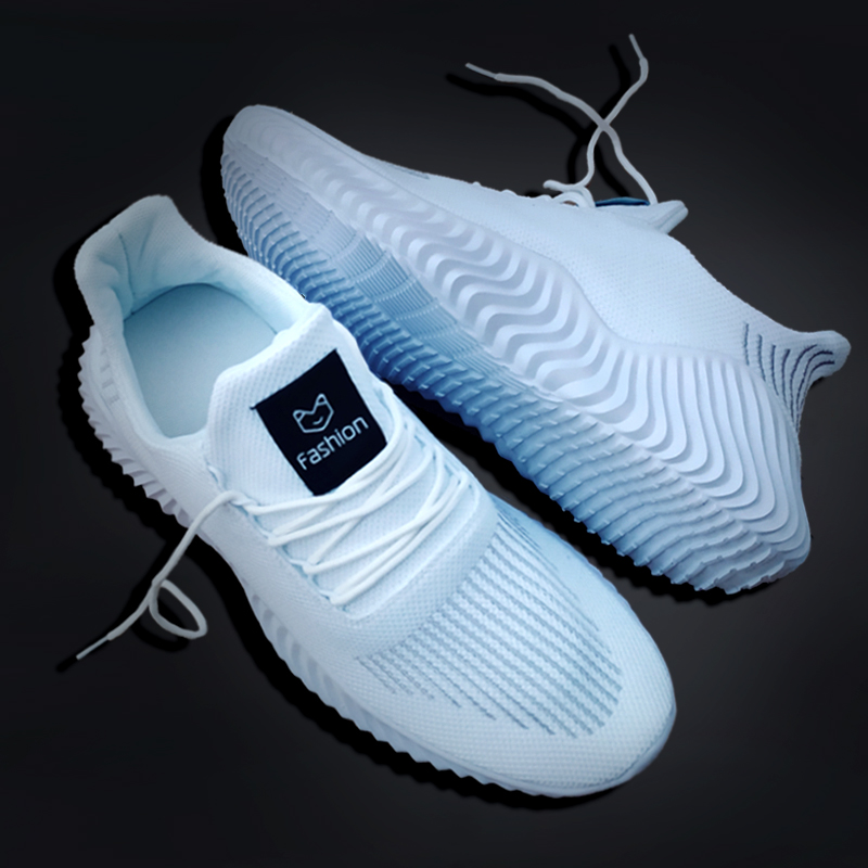 Breathable Running Shoes 47 Light Men's Sports Shoes 46 Large Size Comfortable Sneakers 45 Fashion Walking Jogging Shoes 1