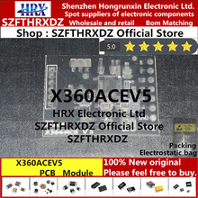 100% new original X360ACEV5 PCB Module X360 ACE V5 (To see the physical pictures, please contact customer service for them.)