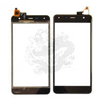 Fly FS528 Memory Plus Touch Screen Panel Digitizer Front Glass Lens Sensor Accessories with Flex Cable