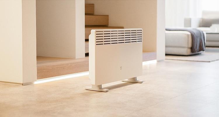 Cactus Humedades Empresa control de humedades Calentador eléctrico XIAOMI MIJIA, de 2200W, calefactor, ventilador, radiador, Convector rápido.