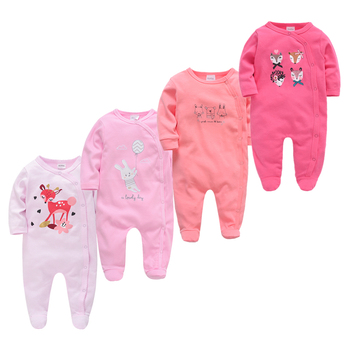 Roupas Bebe De Newborn Baby GIrls Rompers Pyjamas Infant Baby Clothes Long Sleeve pajamas Toddler Jumpsuits Baby Boy overalls 2016 baby boys rompers summer baby boy clothing sets roupas bebes short sleeve infant baby boy jumpsuits newborn baby clothes