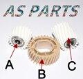 Для Ricoh Aficio MP C2003 C3003 C3503 C4503 C5503 C6003 MPC2003 MPC3003 MPC3503 MPC4503 установка термозакрепляющего устройства роликовый привод Шестерни