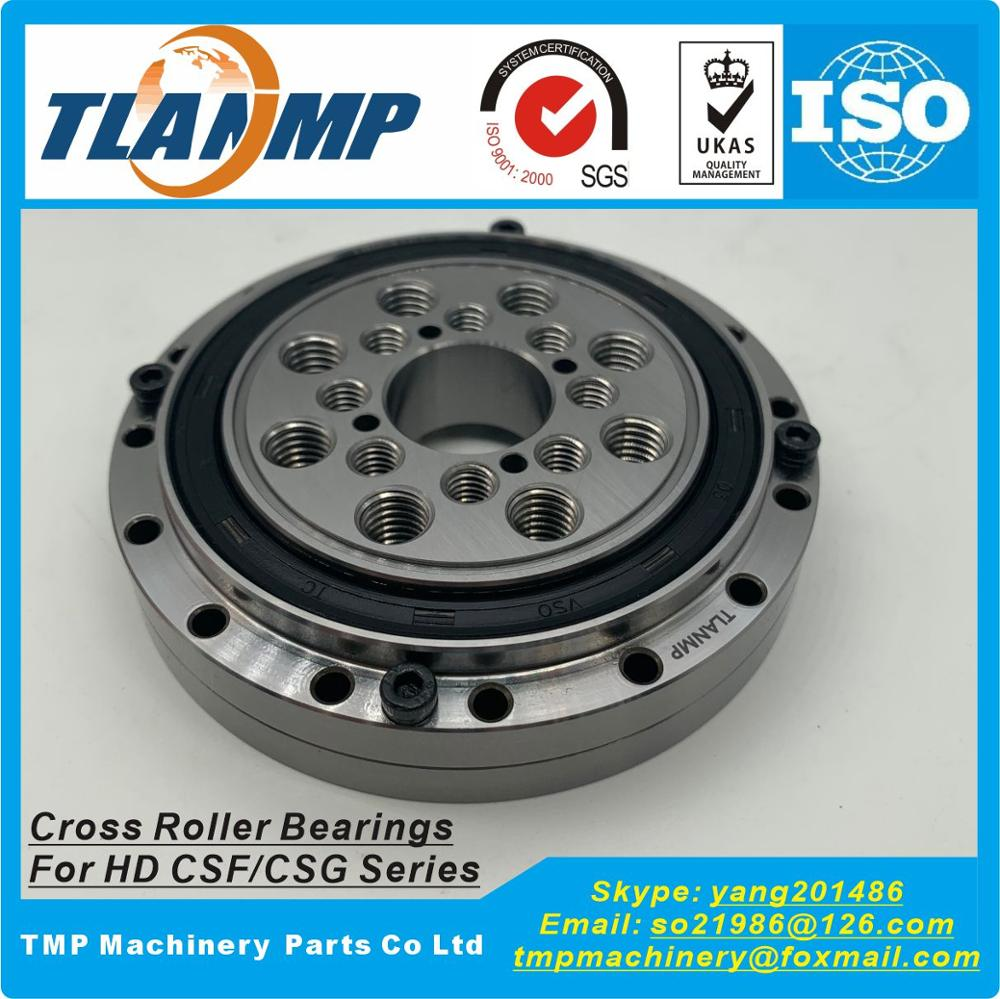 CSF-20 , CSG-20 , CRB20-70 Cross Roller Bearing For CSF/CSG Harmonic Drive Gear Speed Reducer-TLANMP Precison Bearings