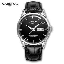 Reloj hombre 2021 карнавал часы фирма высокого класса деловые