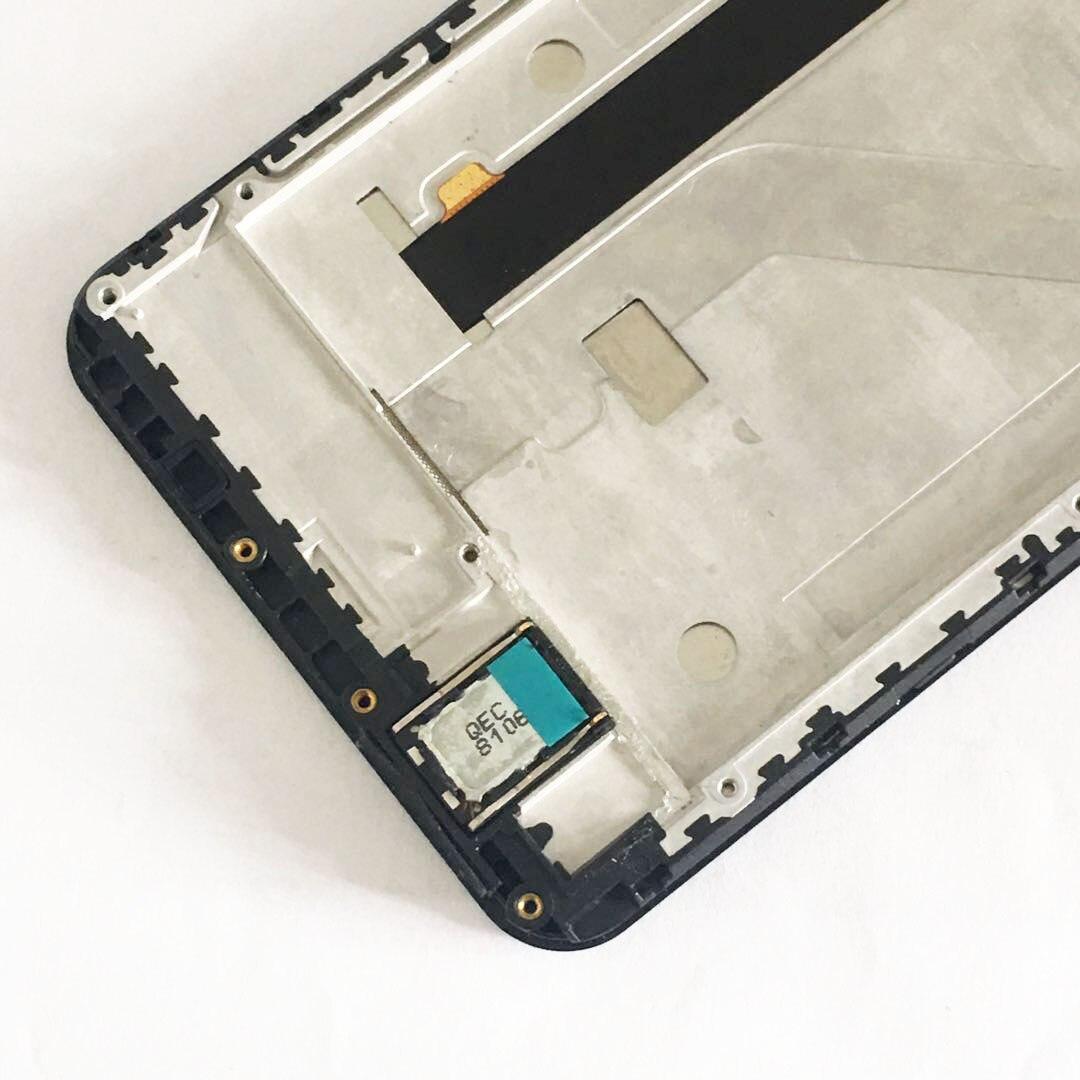С/без рамки, оригинал 5,99 для Cubot power, ЖК дисплей + сенсорный экран, дигитайзер, сборка, черный, синий, с инструментами, лента - 2