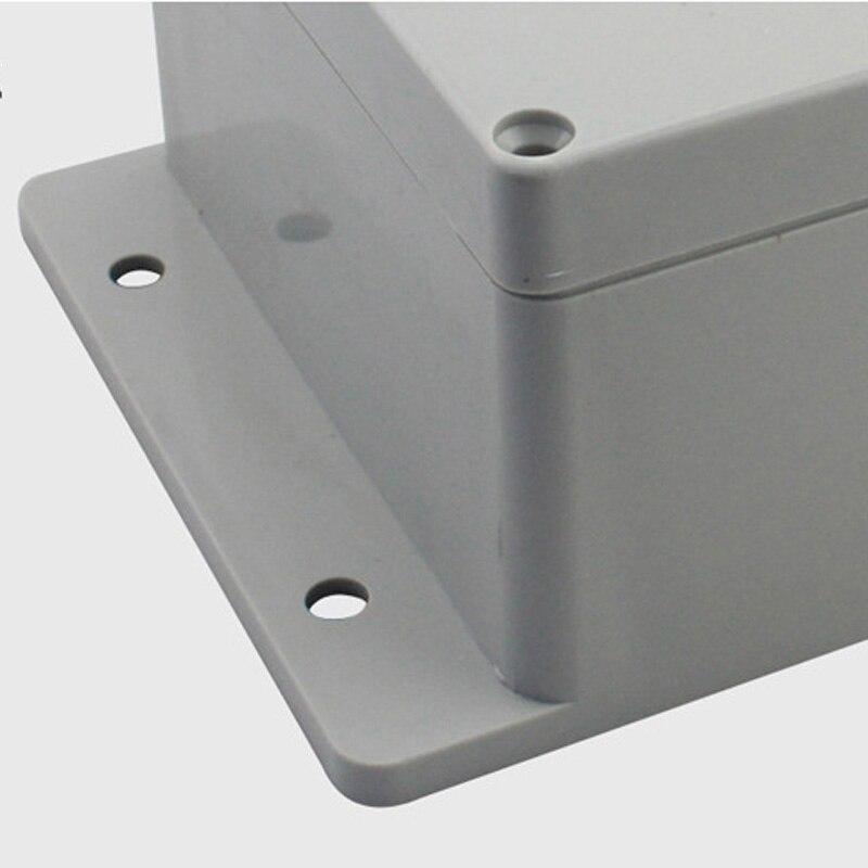 1 шт. 200x120x75 мм Корпус для проекта водонепроницаемые электронные пластиковые соединения коробка провода распределительные коробки|Соединительные коробки для проводов|   | АлиЭкспресс