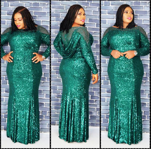 Image 1 - Abiti africani Per Le Donne Abbigliamento Africa Musulmano Vestito Lungo di Alta Qualità di Modo di Lunghezza del Vestito Da Africano Per La Signora