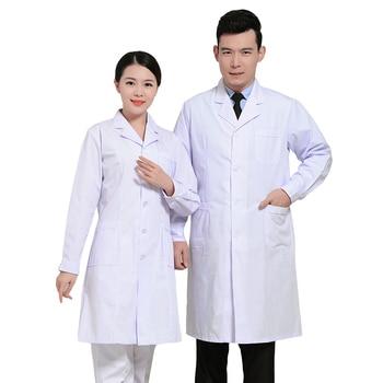 Pet Veterinary Workwear Short&Long Sleeved Scrubs Nursing Uniform Beauty Salon Gown For Women Laboratory Work Clothes Wholesale