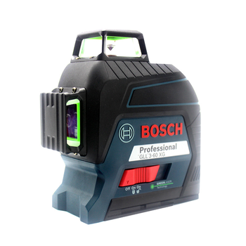 Bosch Laser Level 12 Line Green Line High-Precision Indoor and Outdoor Measuring Tool Self-Leveling Marker GLL3-60XG