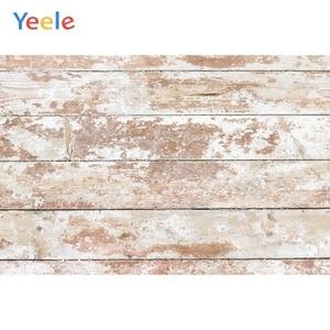 Image 5 - Yeele Photophone Pink Wooden Board Plank Texture Baby Background For Photography Photographic Backdrops Photo Studio Photozone