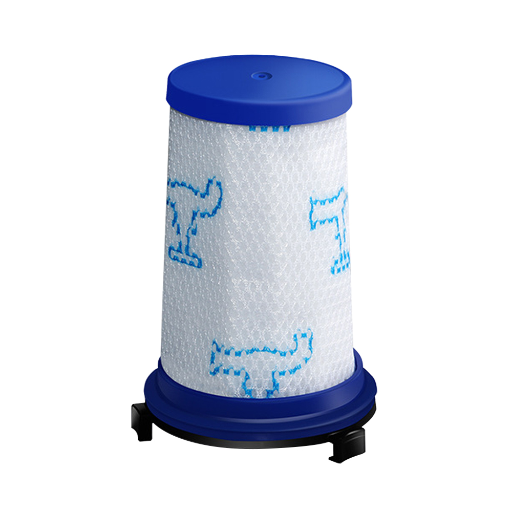 1PC Dust Hepa Filter For Rowenta ZR009001 Robot Vacuum Cleaner Replacement  Accessories Parts