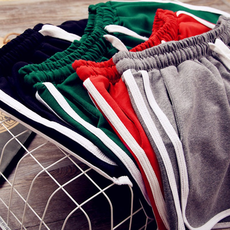 New  Summer Women Shorts Workout Casual Waistband Skinny Shorts
