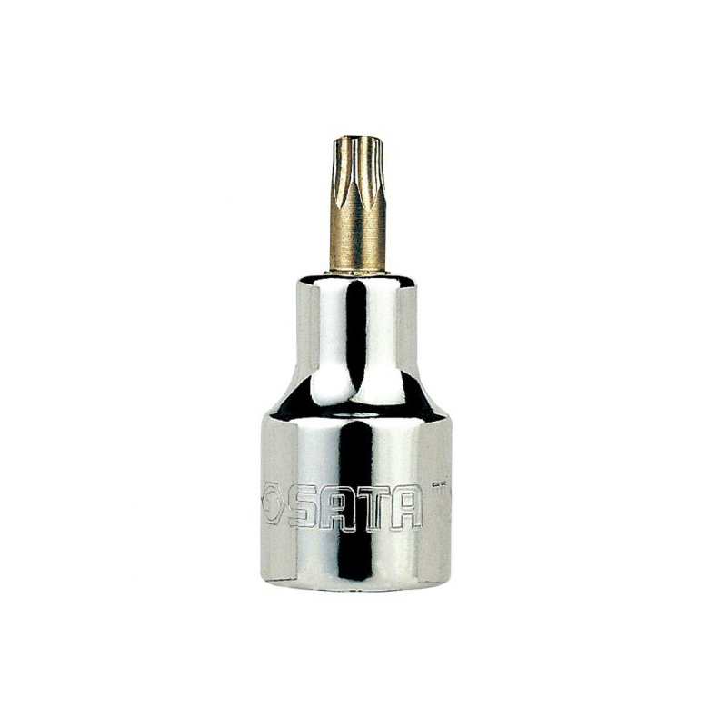 SATA 24205 for Tip shifts. (n/a 1/2 , 6-Grand... HEX meter.) 8mm. (50mm.; Head торц. With/встав.) 38221 бита sata 24205