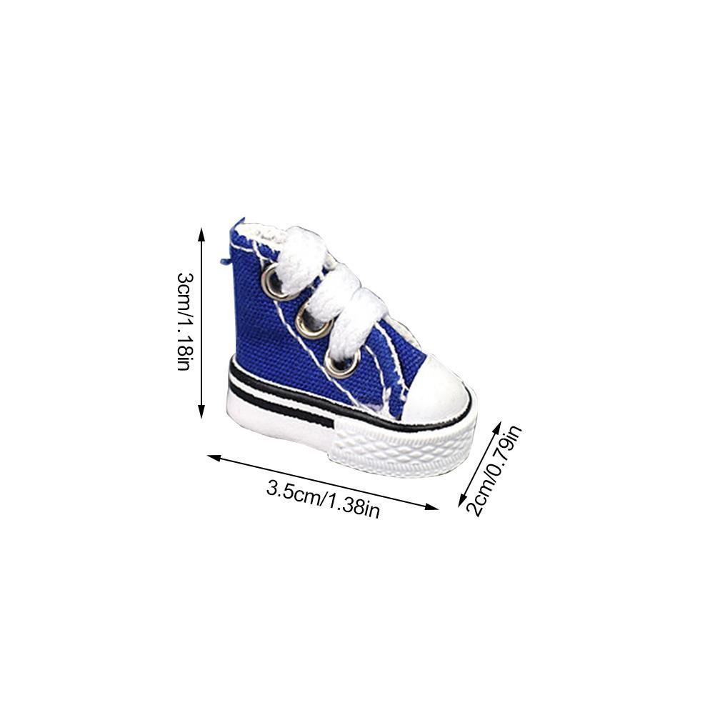 Feichanghao Mini Chaussure De Doigt Chaussure De Planche De Skate ...