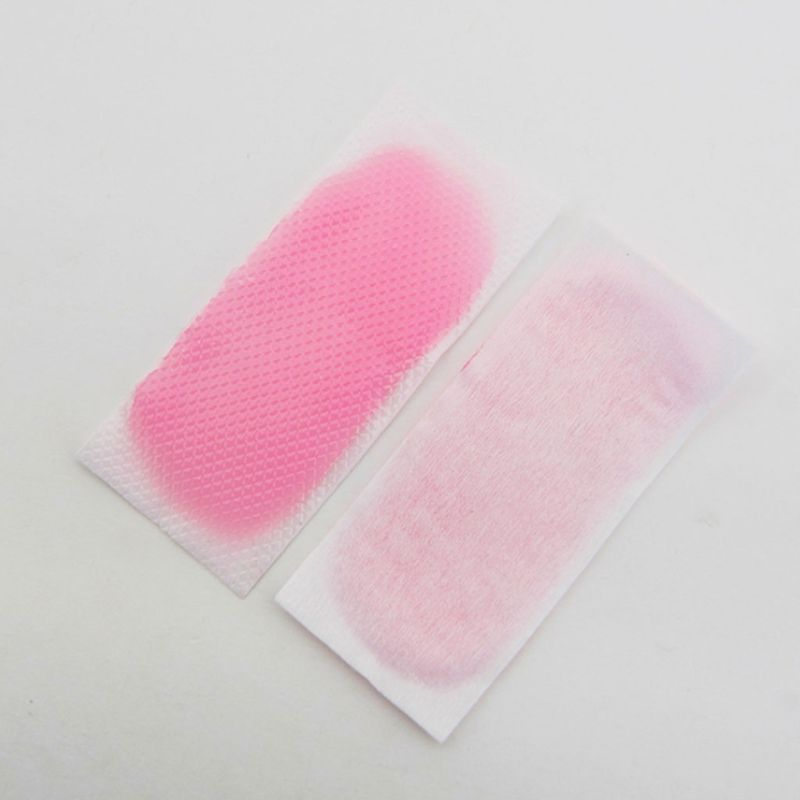 10Pcs/Pack Cute Fishtail Cat Student Kids Physical Fever Down Cooling Gel Patches Antipyretic Headache Medical Relieve Pain Pad