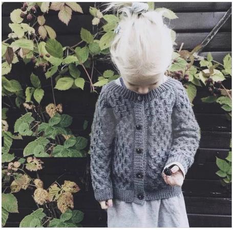 Jesień zima dziecko chłopcy dziewczęta sweter ubrania jednolity kolor dzianiny z długim rękawem wokół szyi pojedyncze piersi ciepły płaszcz