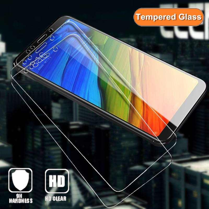 3 Pcs Tempered Glass untuk Xiaomi Redmi 7 7A 6 6A K20 Pro Versi Global 9 Jam untuk Redmi 5 plus 5A 4A 4X6 Pro Pelindung Layar