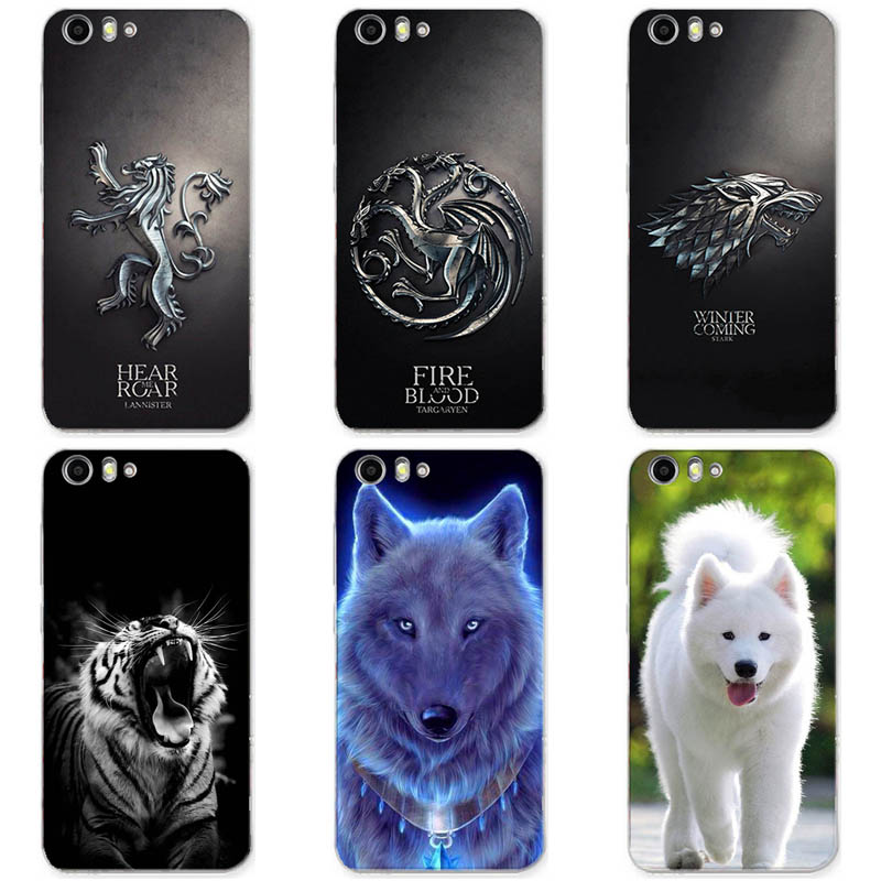 Soft Silicone Capa For ZTE Blade A511 A 511 ZTE Blade A515 A 515 5.0 Case Cover Pattern Painted Phone Back Case Shell Fashion image