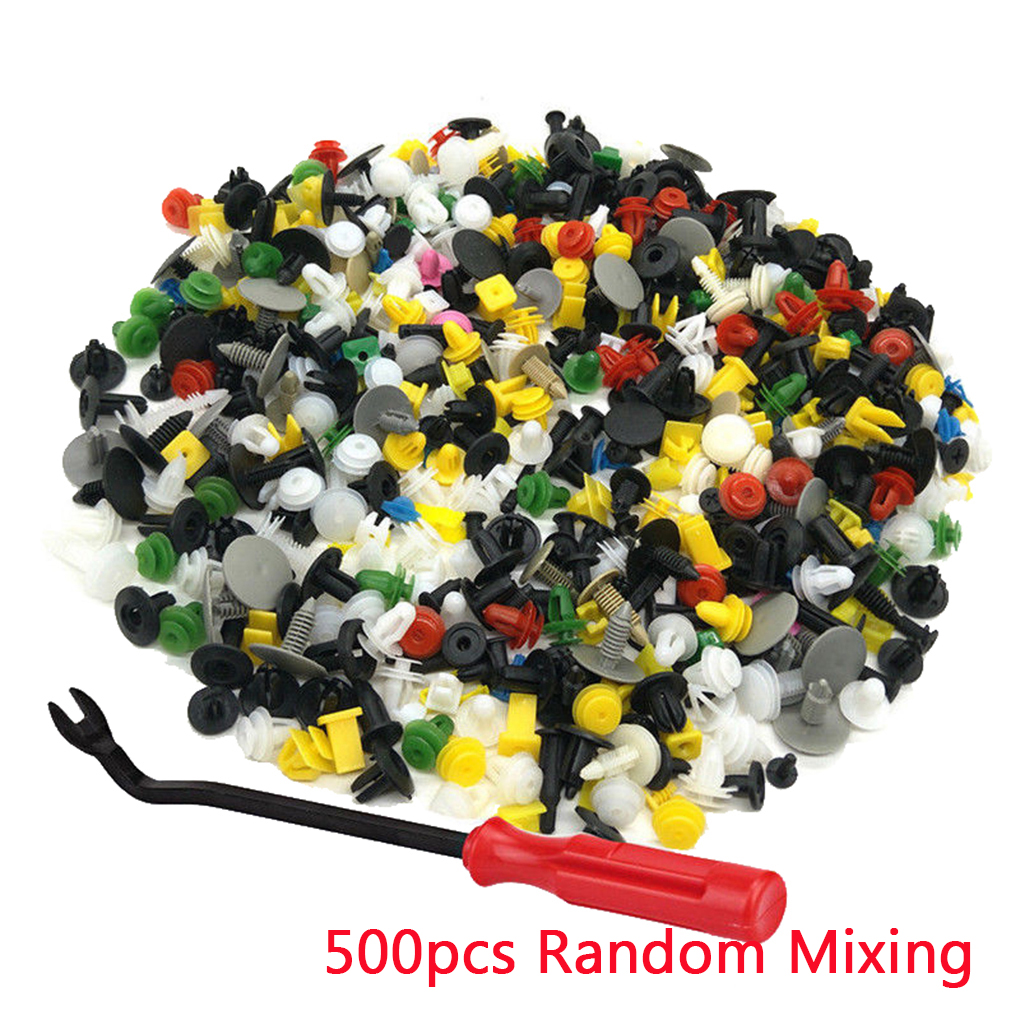 500PCS With tool