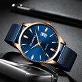 Модные мужские часы геометрический круглый сплав Бизнес Кварцевые наручные часы мужские часы relogio masculino
