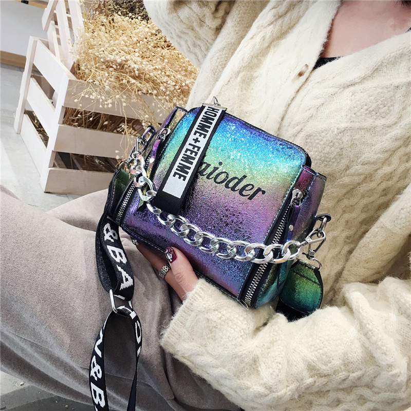 Korean Style Shoulder Bag Women High Quality Crossbody Women Bags Woman 39 s Handbag Clutch in Top Handle Bags from Luggage amp Bags
