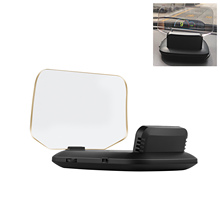 New Versatile OBD Head Up Display 8 Interface Colors GPS Navigator For Driving Tracks SUV