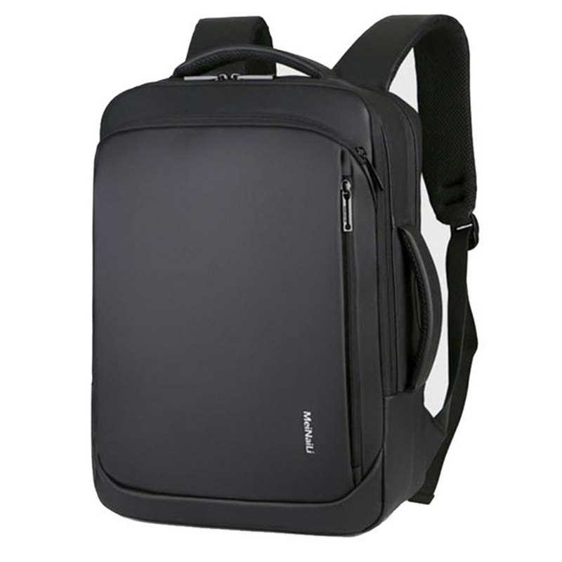 LOOZYKIT Laptop Backpack Mens Male Backpacks Business Notebook Mochila Waterproof Back Pack USB Charging Bags Travel Bagpack