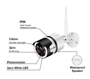 Image 5 - Zoohi 1080P HD IP Camera Surveillance Wireless Camera CCTV WIFI Camera Security Camera APP Control Night Vision Two Way Audio