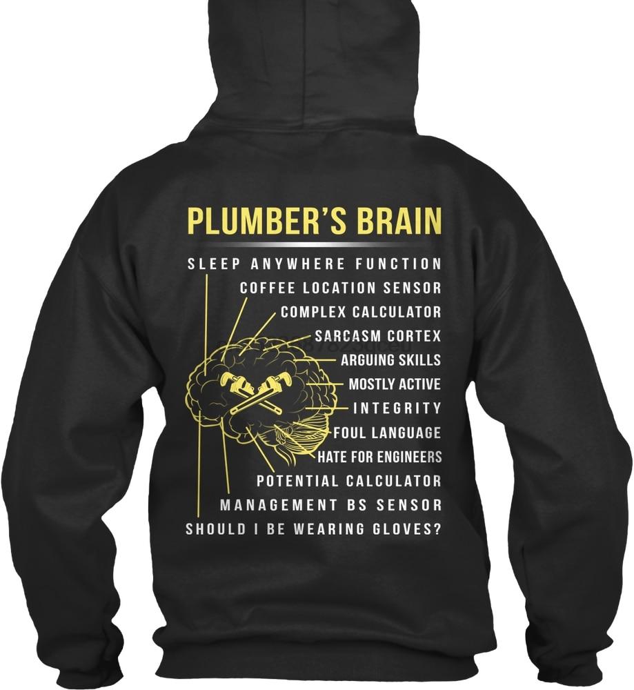 Plumber- Limited Edition(1) Streetwear Men Women Hoodies Sweatshirts